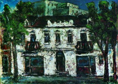 Casa alba din Bulevardul Carol, Braila