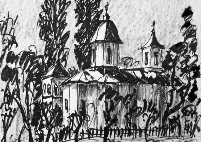 Biserica Alba, pe Str. Enei