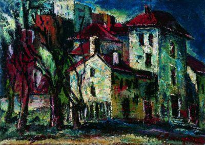 Peisaj din Cotroceni