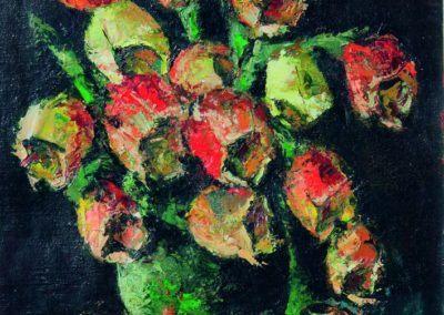 Lalelele de la Sterianu, up 43x32 cm