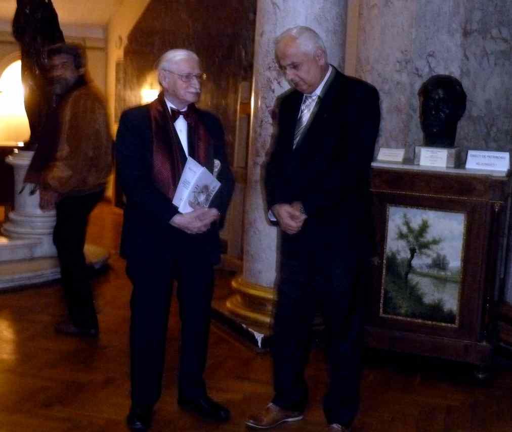"Vasile PARIZESCU la Bienala Internationala de Gravura Contemporana ""Iosif Iser"" Editia a XII-a 2017"
