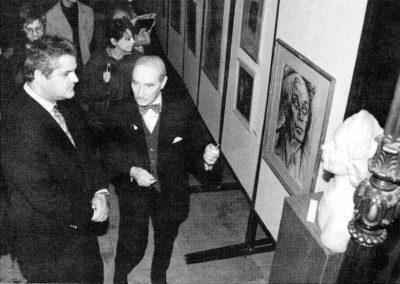 La Muzeul Municipiului Bucuresti