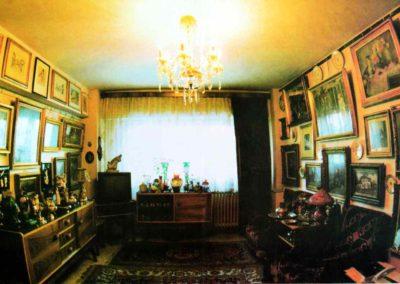 Un colt din Colectia pictorului Vasile Parizescu